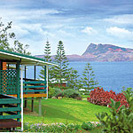 Accommodation Deal - ENDEAVOUR LODGE - STUNNING OCEAN VIEWS