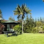 Accommodation Deal - KENTIA - A BEAUTIFUL PROPERTY WITH SPACIOUS GARDENS & OCEAN VIEWS