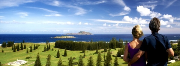 A Norfolk Island view