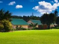 Poinciana Cottages garden view