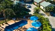 Governor's Lodge Resort pool view
