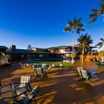 Accommodation Deal - SOUTH PACIFIC RESORT – FULL BREAKFAST DAILY - GREAT CENTRAL LOCATION