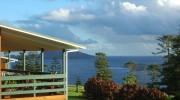 Endeavour Lodge ocean view