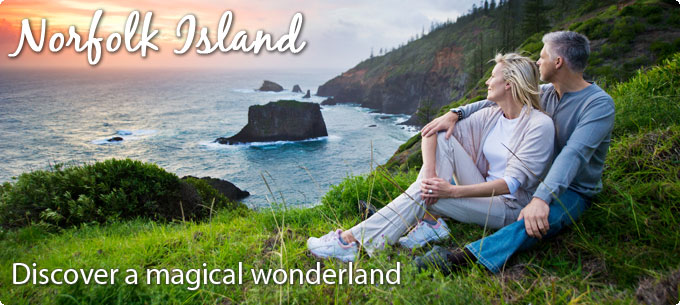 Norfolk Island a magical wonderland