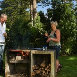 BBQ on Norfolk Island