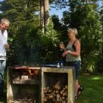 BBQ on Norfolk Island