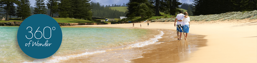 Norfolk Island - 360 of Wonder